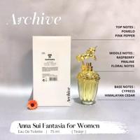 Anna Sui Fantasia for Women (Tester) EDT 75ml