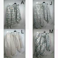 Set Atasan Vest Batik dan Celana Kulot