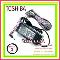 Adaptor Charger Laptop Toshiba L745 L645 L635 L630