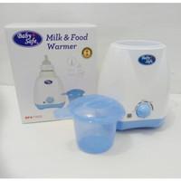 Baby Safe Milk & Food Warmer Alat Penghangat Susu ASI Anak Bayi LB215