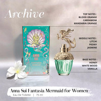 Anna Sui Fantasia Mermaid for Women EDT 75ml