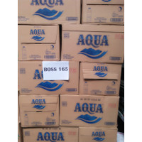 Aqua Botol 600ml Per Dus isi 24 Botol