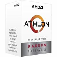 Athlon 3000g + Asrock A320m Hdv