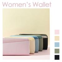 MINISO Dompet Wanita Panjang Wallet Simple Fashion Korea Elegant