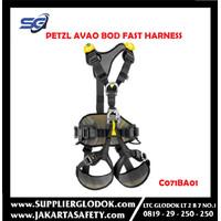 Petzl Full Body Harness AVAO BOD Fast Original C071BA01