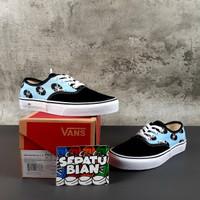 Sepatu Vans Authentic OG Lx Wackomaria Baby blue Records Biru Muda