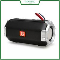 Speaker Bluetooth JBL HDY-G25 Audio Musik Wireless Portable - Biru