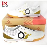 sepatu futsal Light Speed Komplit Termurah - Putih, 39