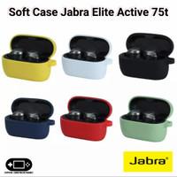 Soft Case Jabra Elite Active 75t Silicone Silikon Headset Casing