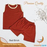 Setelan baju anak model kutung bayi