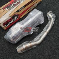 Knalpot Pro Liner Aerox 155cc Tipe Neo Std Racing Silent