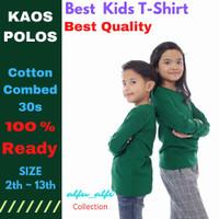 Baju Kaos Anak Perempuan Tangan Panjang Murah Berkualitas Super Oke - 4th