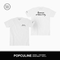 T-SHIRT POPCULINE // HOMESICK AT DAMN CITY