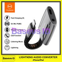 Mcdodo CA-6340 Lightning Audio Adapter iPhone Jack Audio 3.5mm Charger