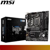 Motherboard MSI - B460M PRO Comet Lake-S 1200 Micro ATX Form Factor