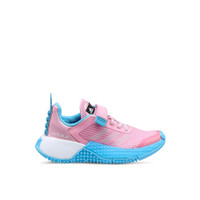 Sepatu Adidas Sport X Lego Velcro Kids Pink Blue Original