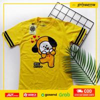 Baju Kaos BT21 BTS ARMY Anak Perempuan Lengan Pendek - Chimi, 2