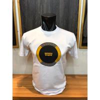 Baju Kaos Cowok Keren Kekinian Pria Keren Berkualitas Branded Levisxv