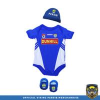 Jumper Bola Bayi Setelan Official Viking Persib Merchandise Dunhill - L