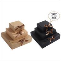 Box XL Kotak Kado Hadiah Souvenir Gift Cookies Paperbox Pita Baju