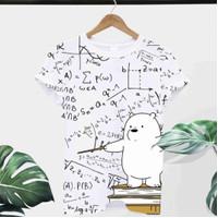 Baju kaos tee tshirt wanita dewasa abg remaja motif - part 2