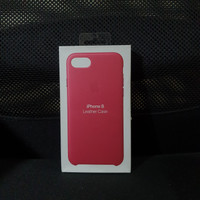 Iphone 8 - Original Apple Official Leather Case