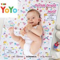 Perlak Bayi / Perlak Anak Bayi Anti Air Karet Besar / Alas Ompol Bayi