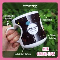 Mug Love Souvenir Hampers