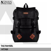 Asman Official - Tas Ransel Big | Tas Gendong Slot Laptop Unisex