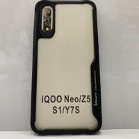 IQOO NEO IPAKY CASE Black Soft Silicone Bumper