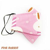 Masker Kain Batita Baby Mask Duckbill 3 Ply / Layer / Lapis Motif Lucu