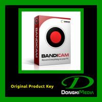 Bandicam Original Product Lisensi Key