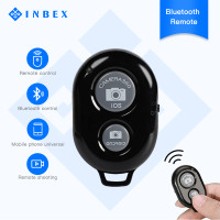 INBEX Bluetooth Remote Control/Remote Selfie Shutter for Android IOS