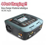 SkyRC Q200 QUATTRO AC DC 2X100W 2X50W Lipo Battery Balance Charger