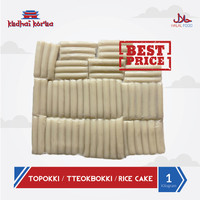 Topoki Topokki Toppoki Tteokbokki 1Kg Rice Cake Korea Instan Halal