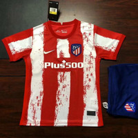 (KIDS) JERSEY ATLETICO MADRID HOME 2021/2022 - JERSEY KIDS ATM HOME