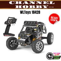 RC Car WLToys Crawler King Offroad 18428 4WD 40KM/H FULL PROPO 1:18