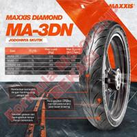 Ban Matic R14 Maxxis Diamond MA-3DN All Variant TERMURAH & ORI 100%