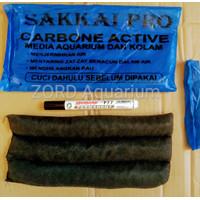 Carbon Active Media Filter Aquarium - Karbon Aktif - Arang Aktif