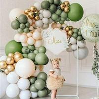 Balon Latex / Lateks Retro Color Size 5 Inch