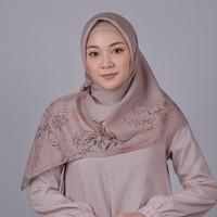 Zoya Carvina Scarf - Hijab Kerudung Segi Empat