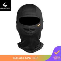 Respiro Balaclava 3CR | Masker Motor Harian Ringan dan Cepat Kering