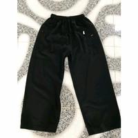 Setelan Baju Pangsi Baju Kampret - Celana Hitam, M