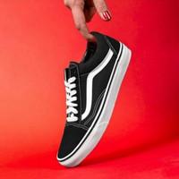 vans / sepatu vans / vans pria / sneakers pria - v.t.old skool, 42