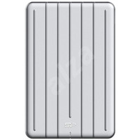 Silicon Power Bolt B75 1TB Portable SSD - Silver