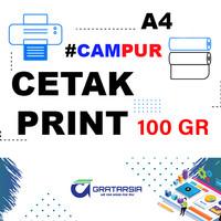 Cetak Online Print Kertas A4 100 Gram | Bisa Satu Muka Dan Bolak Balik
