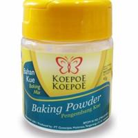 Backing Powder 45gr Pengembang Kue Koepoe Koepoe