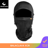 Respiro Balaclava XCR | Masker Motor Harian Ringan dan Cepat Kering