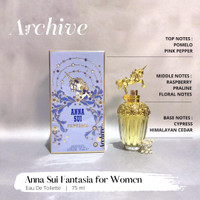 Anna Sui Fantasia for Women EDT 75ml