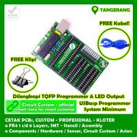 USBasp Alat COPY IC Mikrokontroler - ALTERNATIF ARDUINO UNO R3 DIP SMD